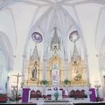 Altar Mayor de la Iglesia de Sta. María